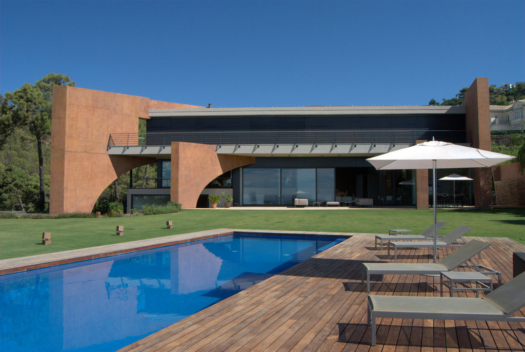 la alcucuz modern homes