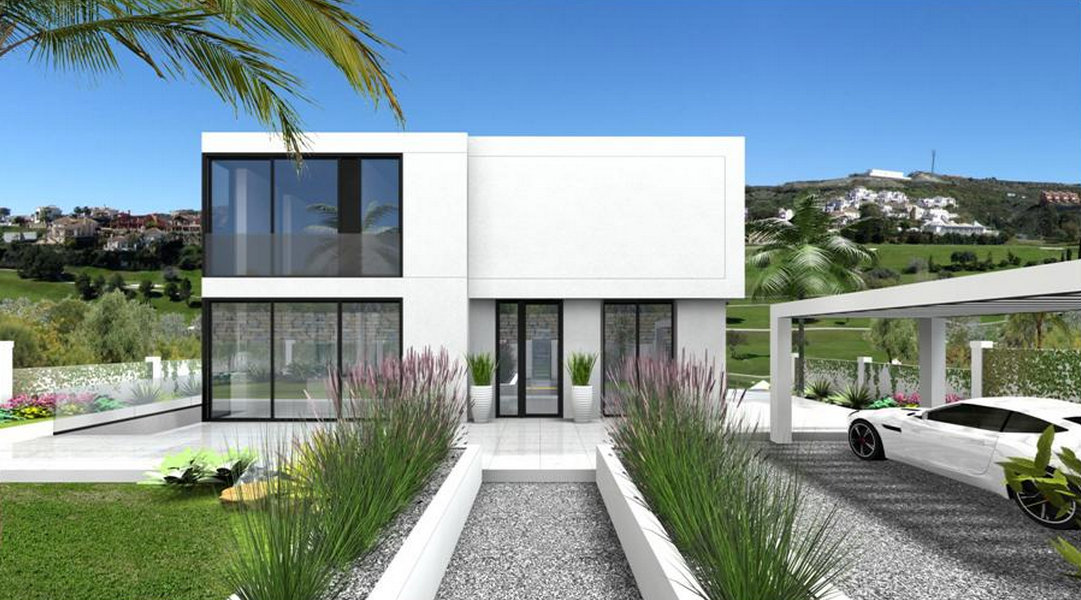 new build villa la alqueria