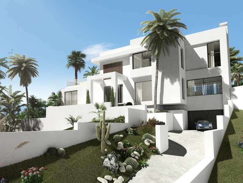Nueva Andalucia Modern Homes