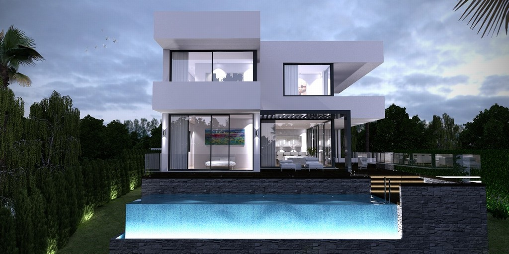 Modern Villas for sale Rosario