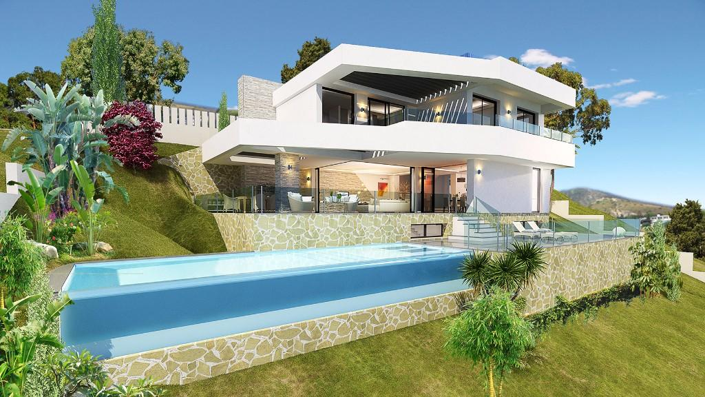 Luxury Villa Modern Design For Sale