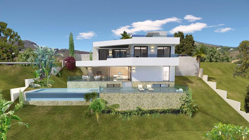 New Build Villas Spain