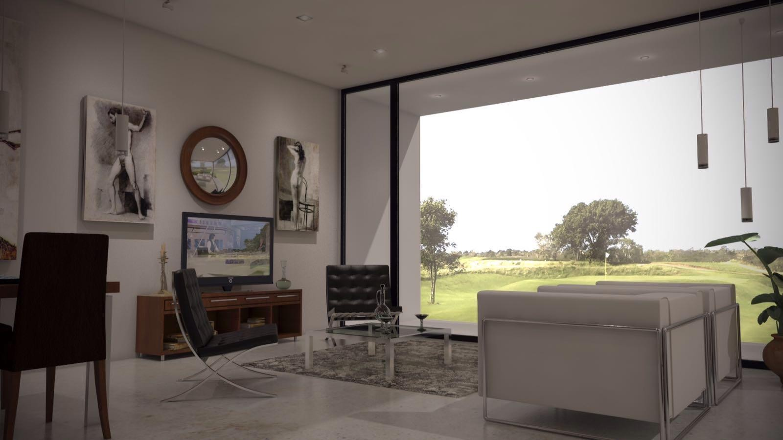 Modern Villas for sale interior Atalaya